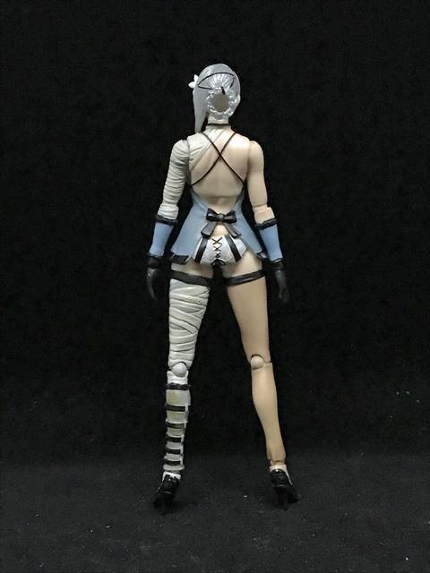 NieR RepliCant//Gestalt Kaine Action Figure New In Box Square Enix BRING ARTS